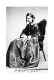 Florence Nightingale (1820-191), 1854 Giclee Print