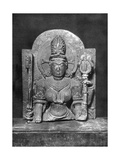 Devi Sculpture, Western India, C900 Ad Giclee Print