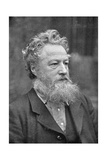 William Morris (1834-189), English Socialist, Artist, Craftsman and Poet Giclee Print