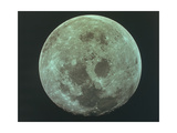 Front Side of the Moon, 22 July 1969 Giclee Print