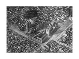 Ypres after German Bombardment, First World War, 1914-1918 Giclee Print