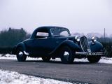 1938 Citroën 7CV Saloon Photographic Print