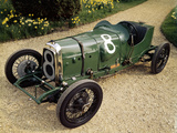 1922 Aston Martin Grand Prix Racing Car Papier Photo