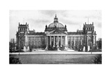 Germany's Houses of Parliament, Berlin, 1926 Giclee Print