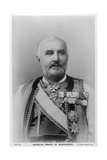 Nicholas, Prince of Montenegro, C1900s Giclee Print