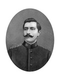 Colonel Albino Jara, Paraguayan Soldier and Politician, 1911 Giclee Print