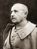 Robert Nivelle, French World War I General Photographic Print
