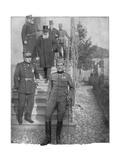 Alexander Karadordevic, Regent of Serbia, World War I, 1915 Giclee Print