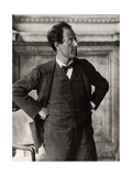 Gustav Mahler, Austrian Composer and Conductor, 1900s Giclee Print by Mahler Musically