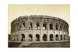Roman Amphitheatre, Nimes, France, Late 19th or Early 20th Century Giclee Print