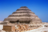Step Pyramid of King Djoser (Zoze), Saqqara, Egypt, 3rd Dynasty, C2613 Bc Photographic Print