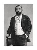 Rodolphe Salis, French Artist, 1897 Giclee Print