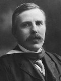 Ernest Rutherford (1871-193), Nobel Prize-Winning Atomic Physicist, C1908 Photographic Print