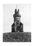 Johnston Tower, Laurencekirk, Aberdeenshire, Scotland, 1924-1926 Giclee Print by  Valentine & Sons