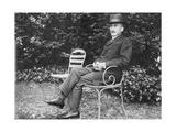 Henri Bergson, French Philosopher, 1910 Giclee Print
