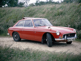 1971 MGB GT Photographic Print