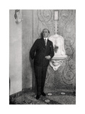 Henry Bataille, French Dramatist and Poet, 1913 Giclee Print