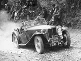 1938 Mg Ta Midget, (C1938) Photographic Print