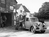 Bedford 6Cwt Utility Wagon, 1938 Photographic Print