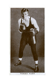 Tommy Farr, Welsh Boxer, 1938 Giclee Print
