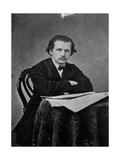 Nikolai Rubinstein, Russian Pianist and Composer, C1880-C1881 Giclee Print