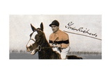 Sir Gordon Richards (1904-198), Jockey, 1935 Giclee Print