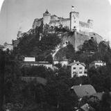 Festung Hohensalzburg, Salzburg, Austria, C1900s Photographic Print