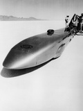 Goldenrod' Land Speed Record Car, Bonneville Salt Flats, Utah, USA, C1965 Photographic Print