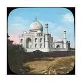 Taj Mahal, Agra, Uttar Pradesh, India, Late 19th or Early 20th Century Giclee Print