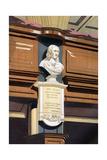 John Milton's Monument, St Giles's Church, Cripplegate, London, C1850 Giclee Print