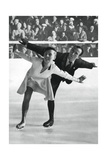 Pairs Figure Skating, Winter Olympic Games, Garmisch-Partenkirchen, Germany, 1936 Giclee Print