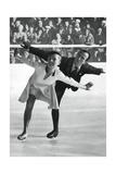 Pairs Figure Skating, Winter Olympic Games, Garmisch-Partenkirchen, Germany, 1936 Giclee Print
