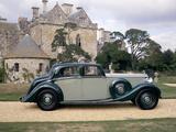 A 1938 Rolls-Royce Phantom III Photographic Print