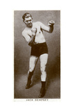Jack Dempsey, American Boxer, 1938 Giclee Print