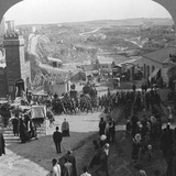 Capture of Jerusalem, Palestine, World War I, C1917-C1918 Photographic Print