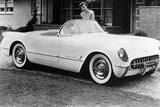 1953 Chevrolet Corvette, (C1953) Photographic Print