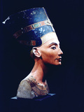 Nefertiti, Egyptian Queen and Consort of Akhenaten, 14th Century Bc Photographic Print