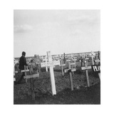 British War Cemetery, Gouzeaucourt, France, World War I, C1917-C1918 Giclee Print by  Nightingale & Co