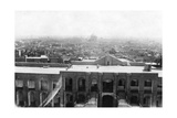 View of Baghdad from a Block Tower, 31st British General Hospital, Mesopotamia, WWI, 1918 Giclee Print