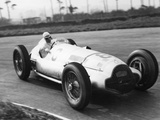 Dick Seaman's Mercedes, Donington Grand Prix, 1938 Photographic Print