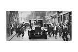 King George V's Last Visit to the East End, London, C1930S Giclee Print