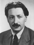 Ernst Boris Chain, German Born British Biochemist, C1945 Photographic Print