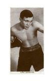 Lou Ambers, American Boxer, 1938 Giclee Print