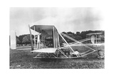 Wright Brothers' Military Flyer of 1909 Giclee Print