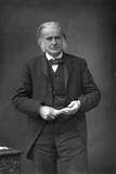 Thomas Henry Huxley (1825-189), English Biologist, 1890 Photographic Print by W&d Downey