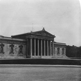 The Glyptothek, Munich, Germany, C1900s Photographic Print