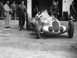 Mercedes-Benz W125 Grand Prix Car, 1937 Photographic Print