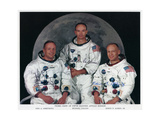The Crew of Apollo 11, 1969 Giclee Print
