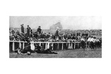 The Derby Tragedy of 1913 Giclee Print