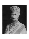 Mary of Teck, Queen Consort of George V of the United Kingdom, C1936 Giclee Print